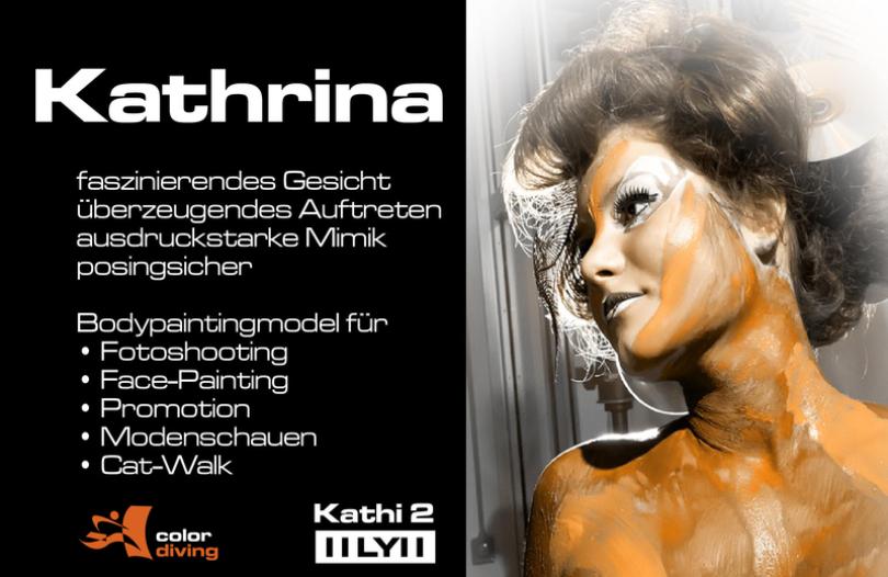 Bodypainting, color-diving, Bodypaintingmodelle gesucht, Marlies Brinker, Rheine, NRW, Düsseldorf, Dortmund, Köln