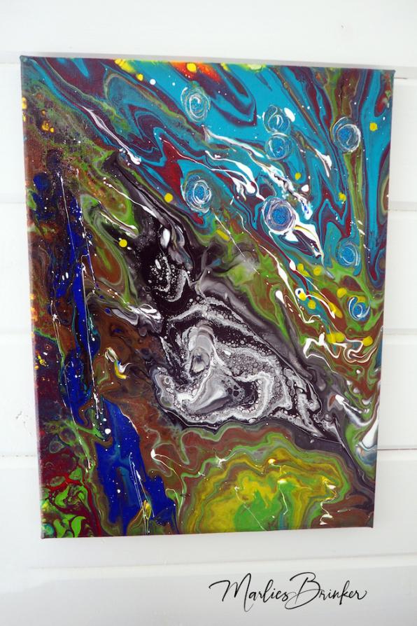 Acryl, Pouring, Blume, bunt, abstrakt, Marlies, Brinker, Bodypainting, Fotoshooting, Kunst, Pferd, bemalen, Horse, Painting, Farben, Farbemrausch, blau, beste, professionell, kreativ, individuell, Pferdekostüm