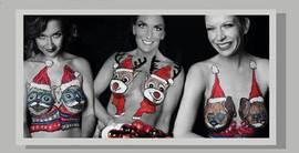 Bodypainting, Marlies Brinker, Fotoshooting, bunt, Körper anmalen, Pferd anmalen, horse painting, Körperkunst, Messen, Highlight, Köln, Düsseldorf, Dortmund, NRW, Niedersachsen, color diving,